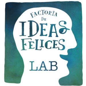 Logo Factoría de Ideas Felices